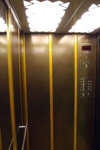 "Лифт пассажирский вариант отделки ""Престиж"""